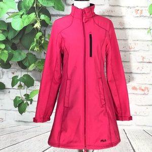 🌷Fila Venture Long Bonded Jacket Coat🌷